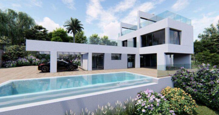 Comprar una villa de lujo en Marbella Puerto Banús