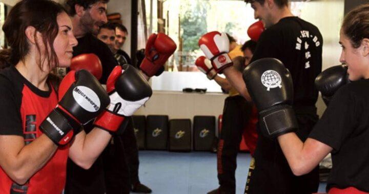 Escuela de Kickboxing en Vallcarca