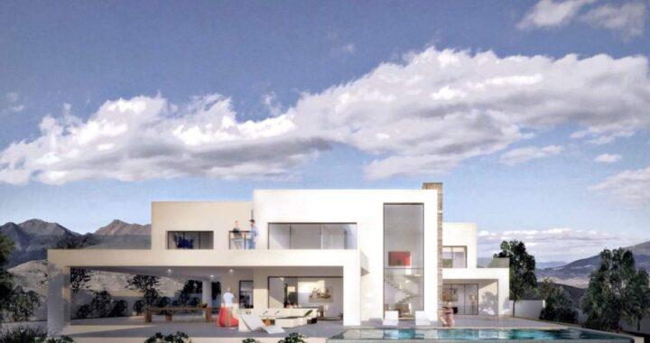 El sueño de tener una casa en Marbella con piscina privada