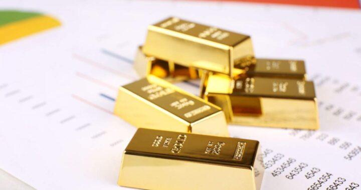 Valor del oro en 2021: AU1064