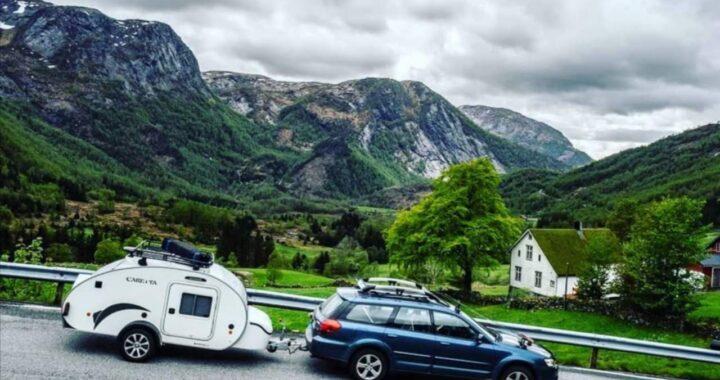 Viajar con caravanas pequeñas: las características de las mini caravanas por dentro