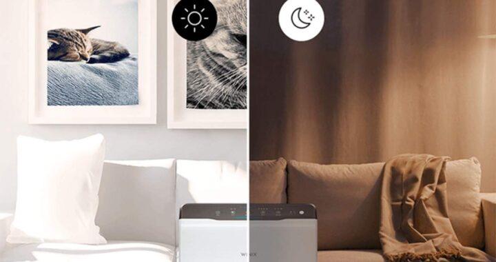 Purificador de aire Winix ZERO de Protect+Soiart Distribución. ¿Es el mejor purificador de aire para alergias?