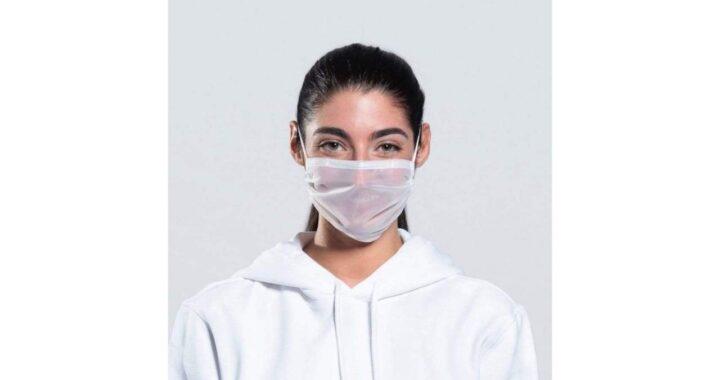 Mejores mascarillas transparentes de tela homologadas: Rewinder Light
