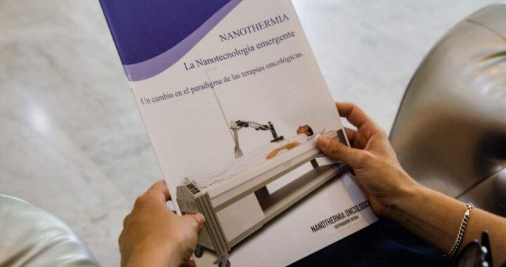 Nanothermia/Oncothermia, una terapia efectiva contra el cáncer
