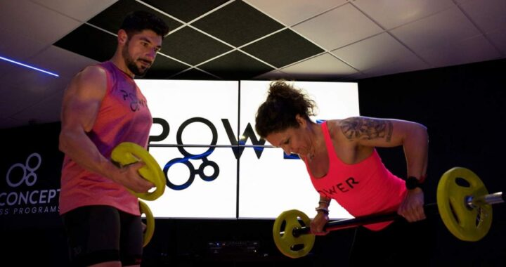 Programas de fitness colectivo de la mano de Fitconcept Pro