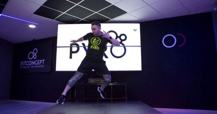 Ernesto Acosta, creador de Fitconcept Pro: puro talento made in Spain del mundo del fitness