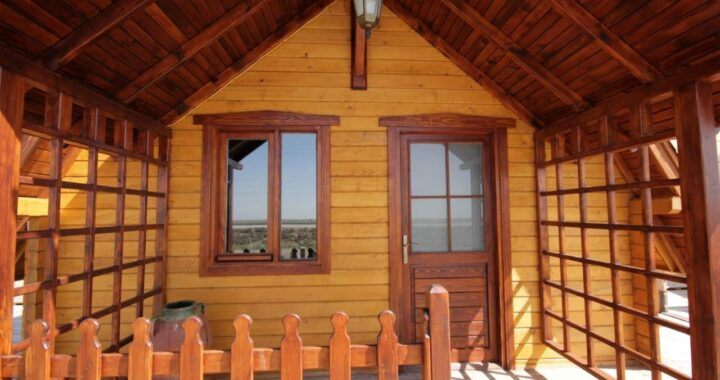 Delmader: ¿Por qué son tan buscadas las casas de madera prefabricadas Málaga?