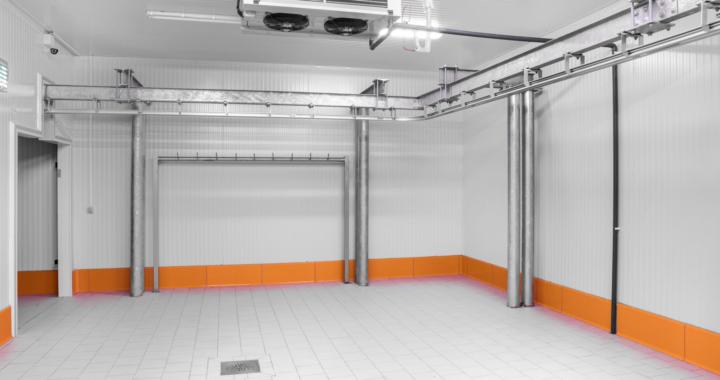 Las cámaras frigoríficas especializadas de Aacore Supply para el mantenimiento de las flores en las floristerías