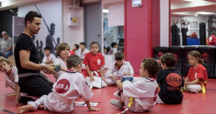 Así es cómo ayuda la práctica de artes marciales, por Mugendo