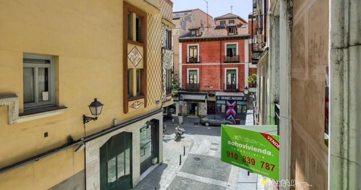 Sohovivienda: ¿Cómo comprar o vender piso en Lavapiés, Madrid?