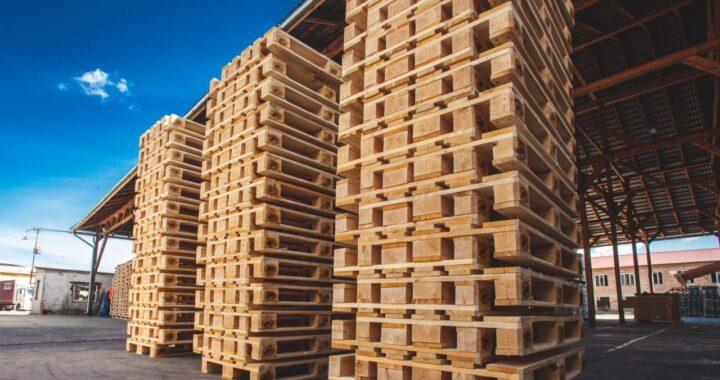 Europalet es una empresa referente en la distribución de palets reciclados de madera desde España, para todo el mundo
