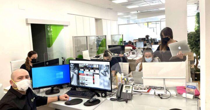 Xerintel y el Rayo Vallecano cumplen 10 años trabajando juntos