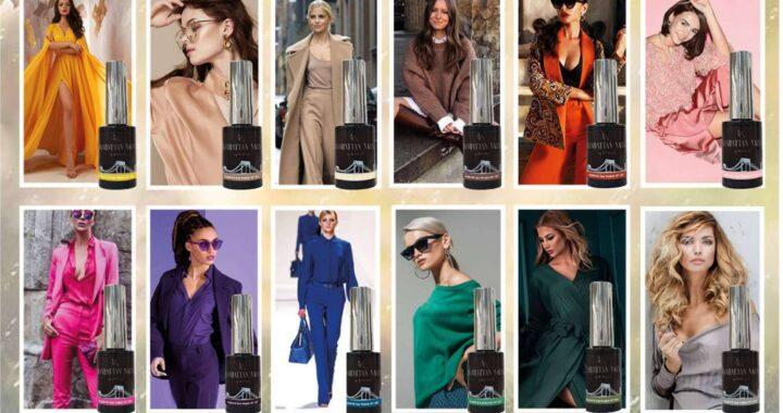 Los colores de esmalte para la temporada otoño-invierno, por La Boutique de la Belleza