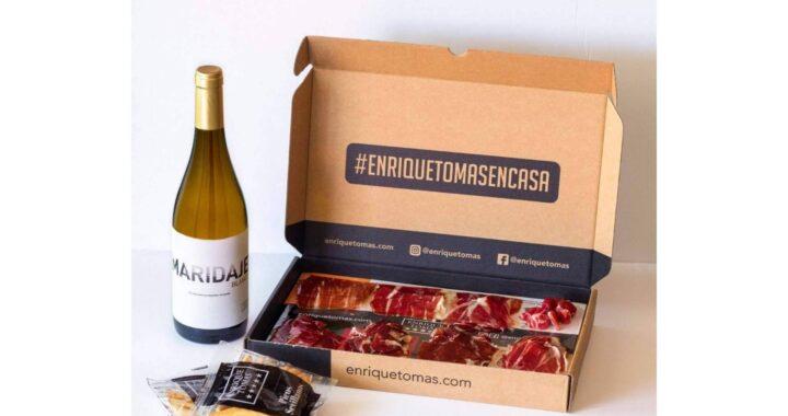 Llevar el sabor del jamón ibérico a casa con una cata comentada online de la mano de Enrique Tomás