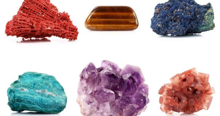 El poder de la naturaleza emitido por las piedras protectoras de Tierra de Gemas