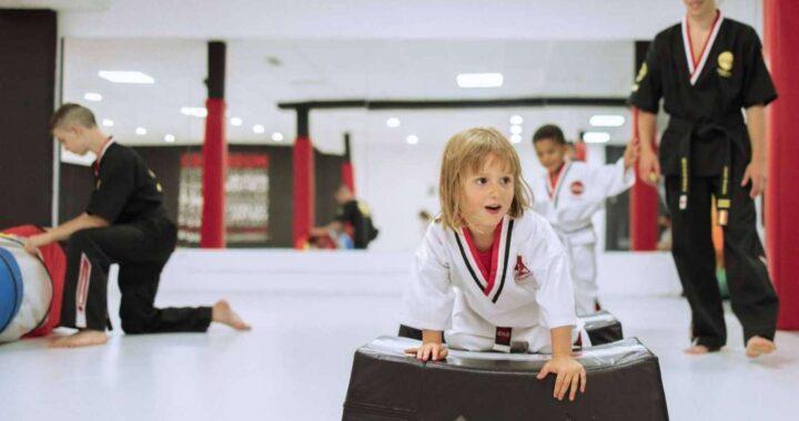Las ventajas de Mugenkids, el entrenamiento mugendo para niños