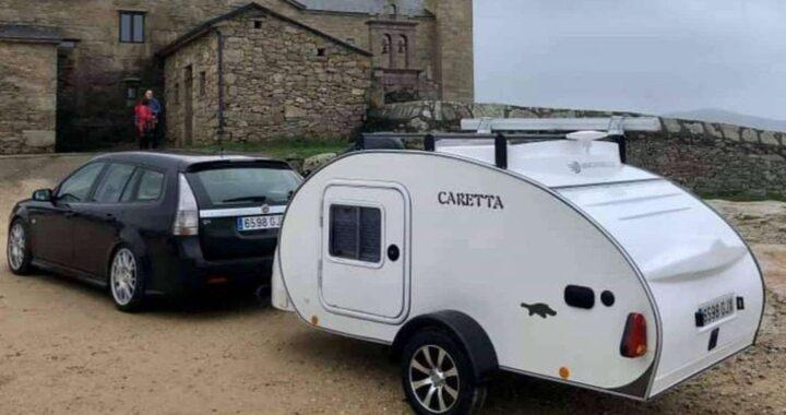 Las mini caravanas familiares son la forma más segura de hacer turismo ante la pandemia