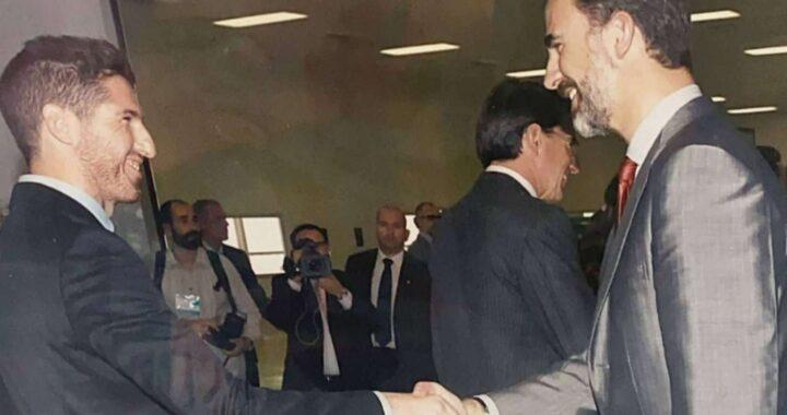 Alberto Alcántara, CEO de Xerintel, incluido en la prestigiosa lista Forbes
